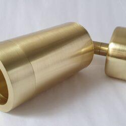 Brass Ceiling spot 3