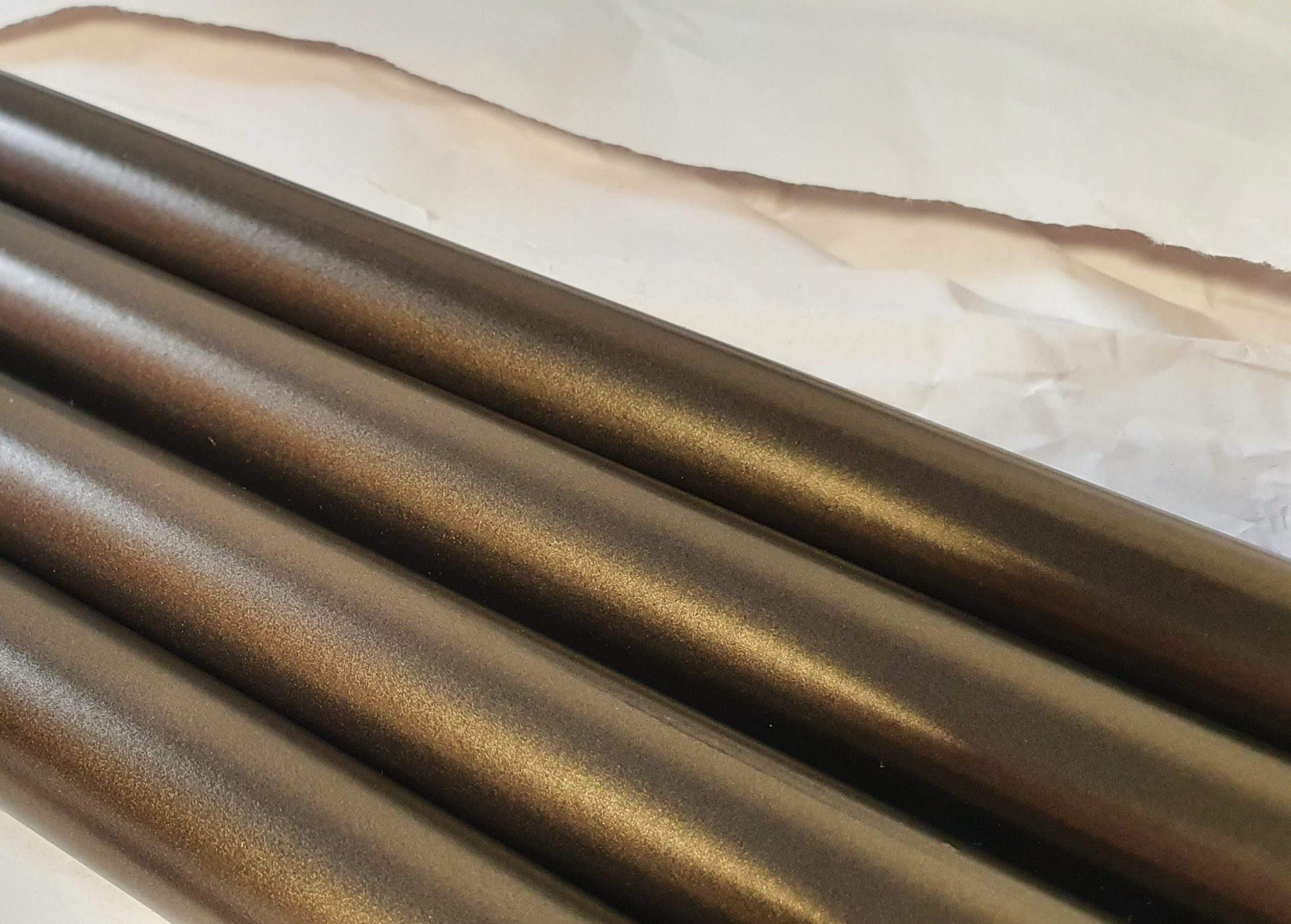 Bronze conduit
