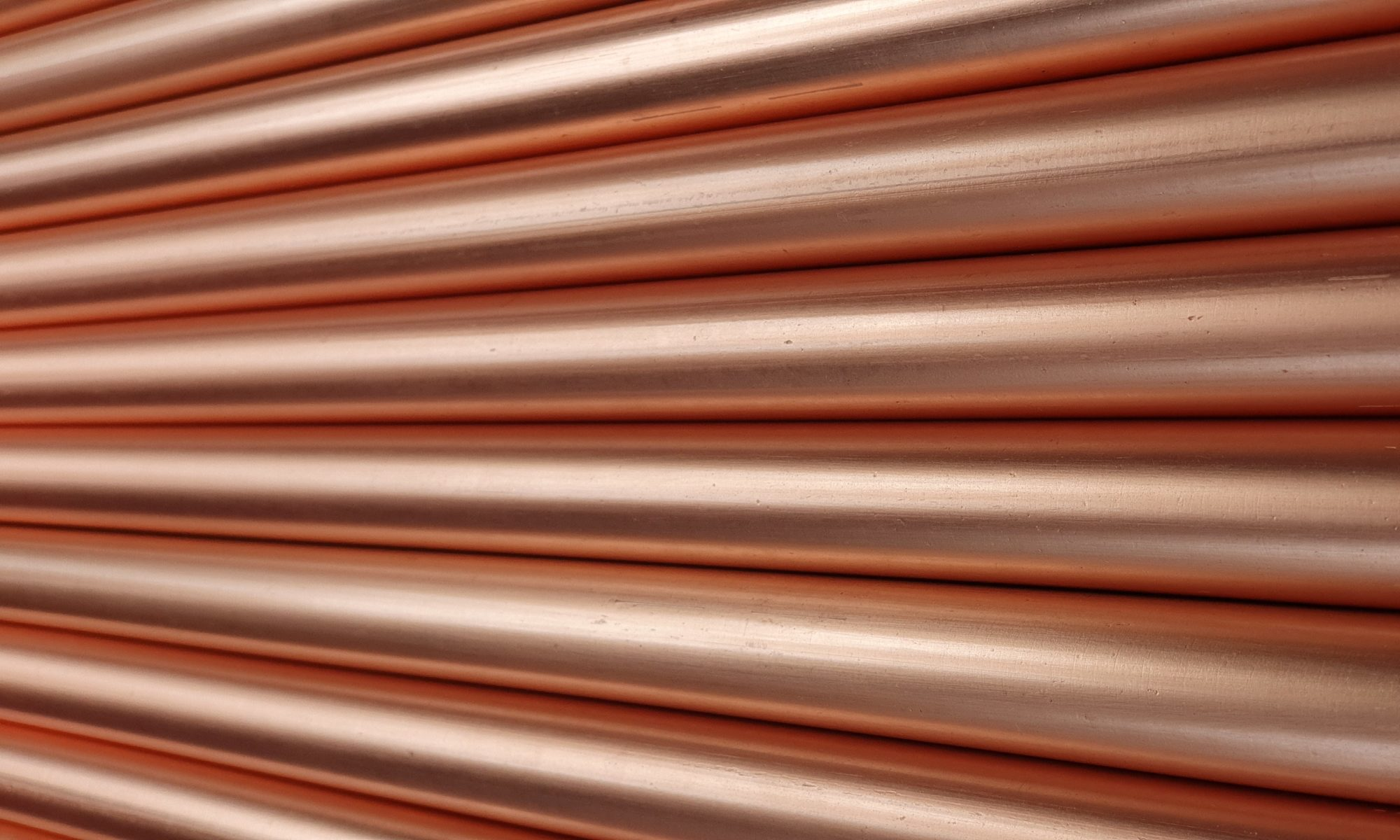 Conduit lighting - Copper conduit